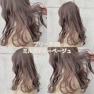 画像に含まれている可能性があるもの 1人以上 テキスト 髪の毛カラー ヘアカラー ヘアスタイルのアイデア