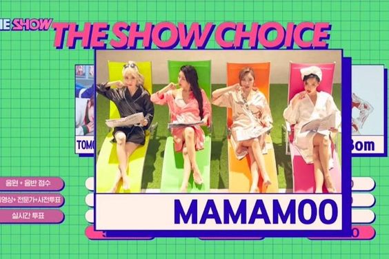 "Watch: MAMAMOO Takes 1st Win For ""Gogobebe"" On ""The Show""; Performances By TXT, Park Bom, And More"