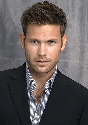 """Matthew Davis...I still picture him saying, """"But Pooh Bear"""" to Reese Witherspoon (a long way from Vampire Diaries)"""