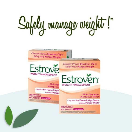 The Synetrim CQ in Estroven Weight Management can help you safely manage weight for the best year yet!* http://buzz.mw/bgxrf_n #original