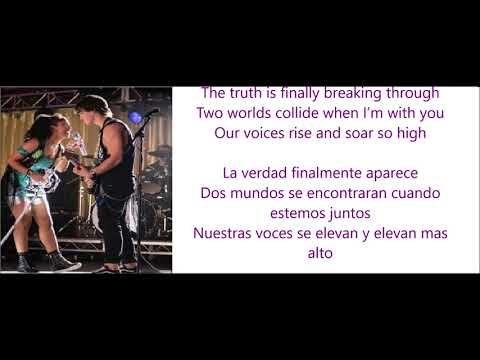 237 Julie And The Phantoms Perfect Harmony Letra Ingles Espanol Youtube Phantom Harmony The Voice