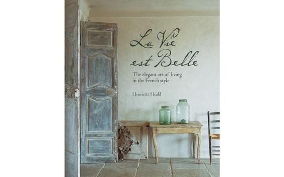 Interior Design Look Books French Style
