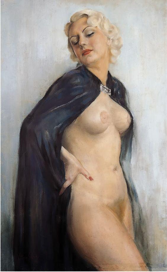 ✿ Vittorio GUSSONI (1893-1968) ✿ | Catherine La Rose Poesia e Arte