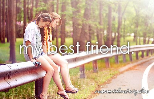 i <3 my bestfriend(: