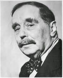 GERLILIBROS: 13 de agosto muere Herbert George Wells  (Bromley,...