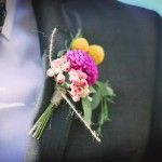 Buttonholes & Corsages | The Flower Room