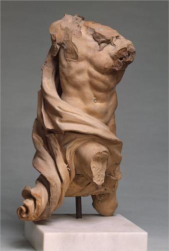 Torso of Neptune - Gian Lorenzo Bernini