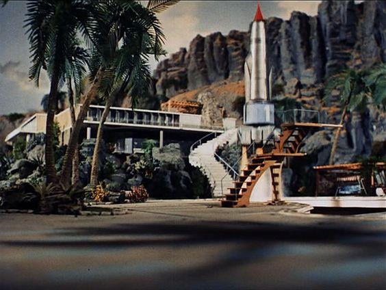 Thunderbirds. Gerry y Silvia Anderson, 1965