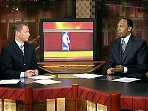 ESPN Stephen A. Smith on Kwame Brown for Pau Gasol Trade SO Funny