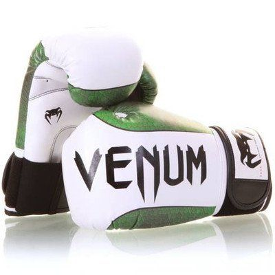 "Venum ""Green Viper"" Boxing Gloves . My treat to myself"