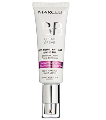 Marcelle Anti-Aging BB Cream SPF 20 in Fair/Medium - Staff tested: BB Creams via Best Health Magazine