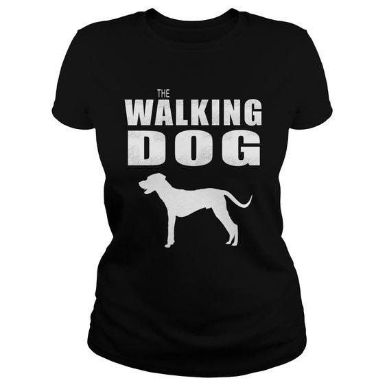 THE WALKING DOG-Catahoula Louisiana Leopard