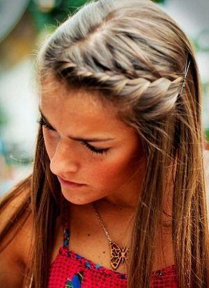 Penteados Simples para o Dia a Dia, Fotos