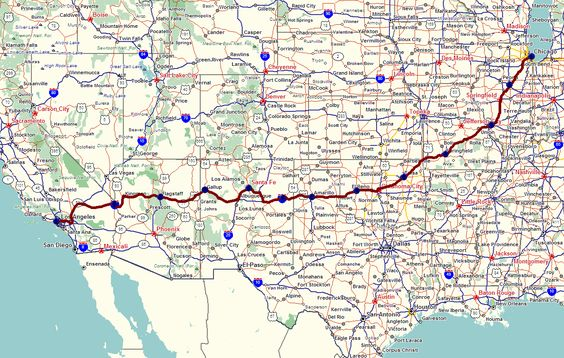 Free Route Maps PDF Route Vacation Northeast Region Of - Free detailed map of us in pdf