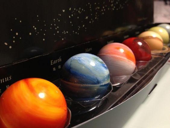Planet chocolate