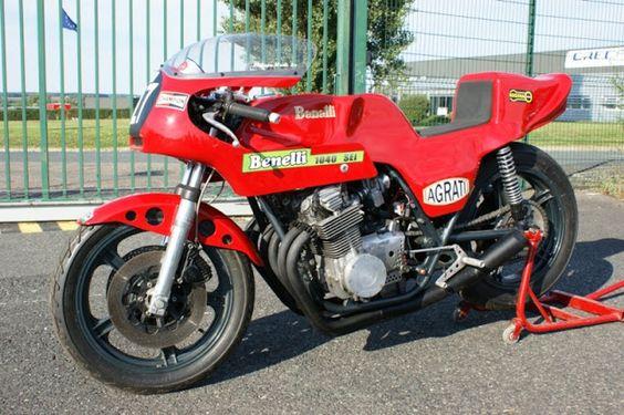 Benelli 1040 Six - Cafe Racer Culture