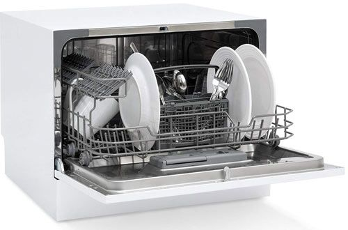 Top 10 Best Portable Small Dishwashers For Kitchen Reviews In 2019