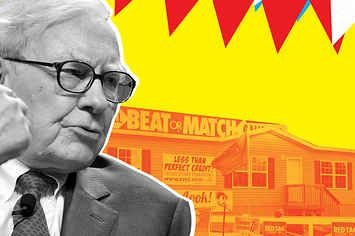 Warren Buffett's Predatory Lender Charges Minorities A Lot More