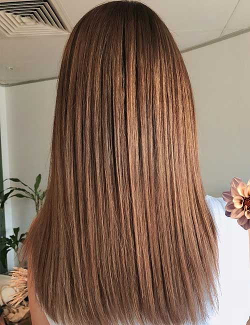 30 Light Brown Hair Color For Cool And Charming Look Brown