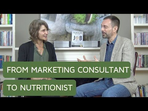 Changing Careers From Marketing Consultant to Nutritionist - marketing consultant job description