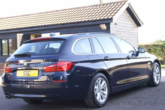 BMW 5 Series 3.0 530d SE 5dr Step Auto Estate Diesel for sale at http://www.simonshieldcars.co.uk/used/bmw/5-series/530d-258-se-5dr-step-auto/ipswich/suffolk/17473406