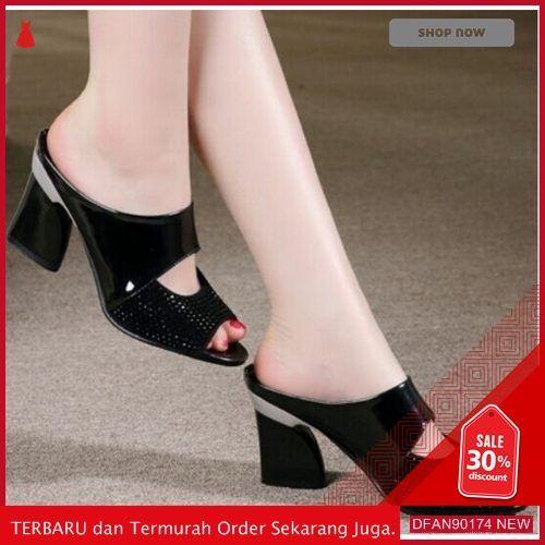 Jual Dfan90174u134 Sepatu N Sandal Ut07x0134 Wanita Hak Tahu Terbaru With Images Heels Fashion Shoes
