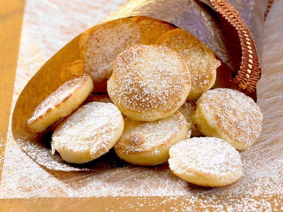 Holländische Rezepte: Poffertjes