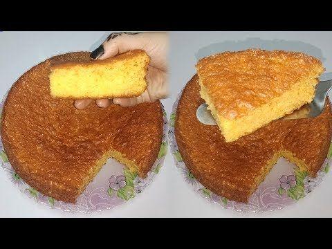 طريقة عمل كيكه البرتقال الاسفنجية الهشة الناجحه بطريقة مضمونه 100 افك Food Desserts Breakfast