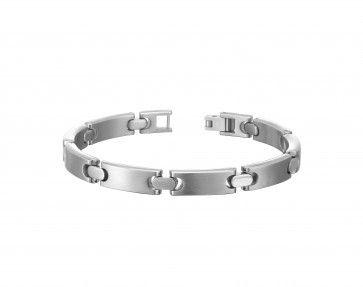 "REVV Titanium 8.5"" Gents Bracelet"