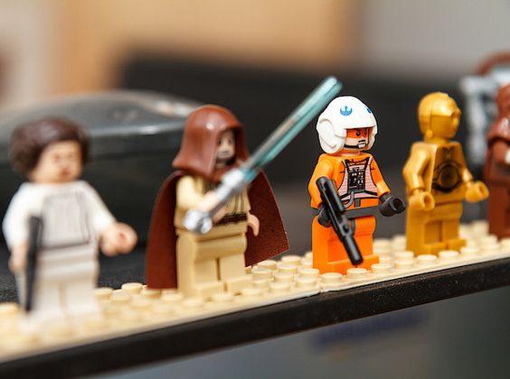 Endlich viel Platz für meine LEGO Star Wars Figuren