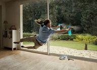 Imparate a lavare i vetri :-): Ninja Housecleaning, Window Cleaner, Funny Cleaning Pics, Funny Pictures, Cleaning Windows, Housecleaning Maid, Cleaning Service, Cleaning Funnies