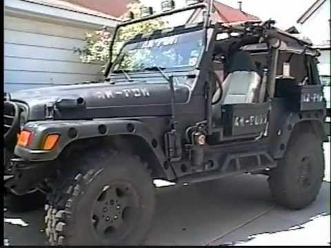 Custom Ammo Box Jeep Door Jeep Wranglers Pinterest