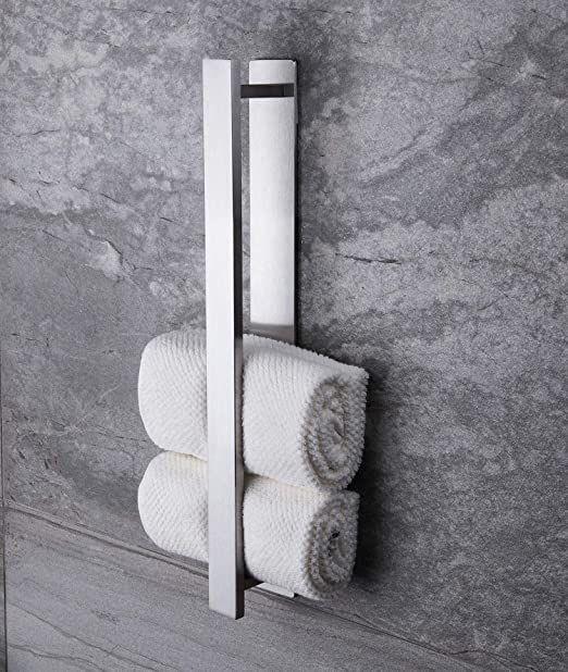 Ruicer Handtuchhalter Selbstklebend Handtuchstange Ohne Bohren