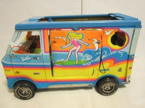 Vintage Barbie Van 46