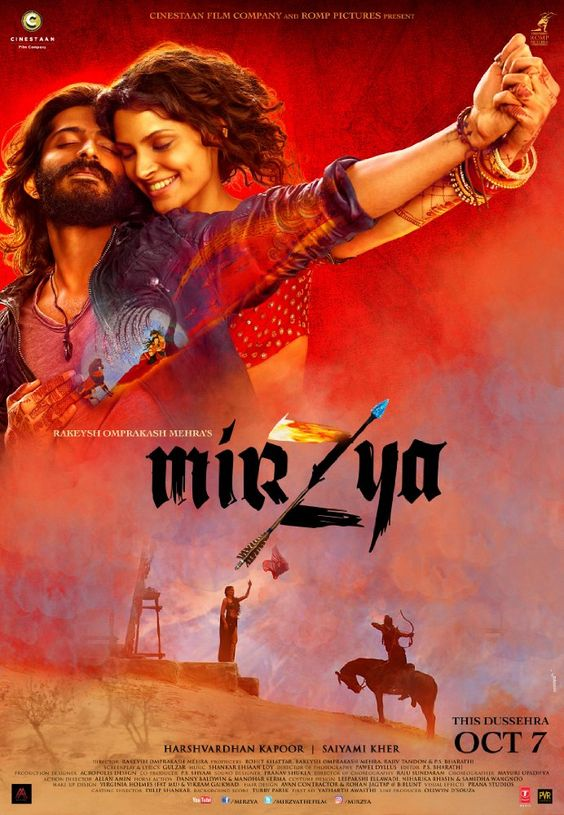 Mirzya (BluRay)