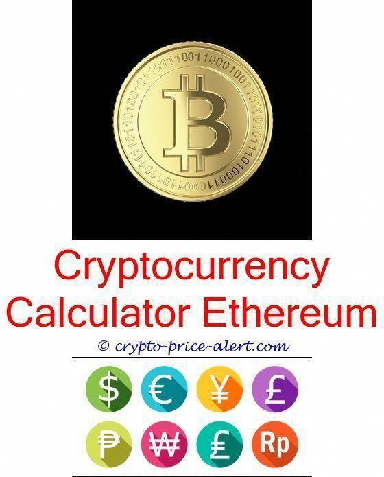 cryptocurrency exchange rates calculator