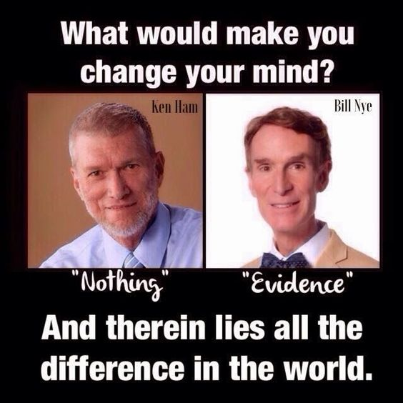 Creationists! How do you explain the fact that all biologists accept evolution?
