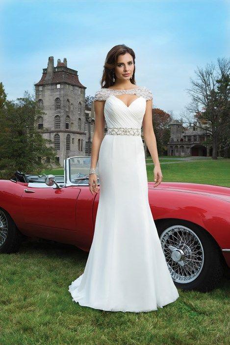 Justin Alexander, robe de mariée collection 2015