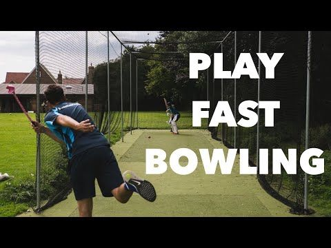 How To Play Fast Bowling Better Speed Up Your Reactions Youtube In 2020 Fast Bowling How To Play Tennis Tennis Workout