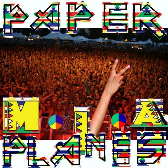M.I.A. – Paper Planes (single cover art)
