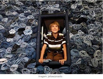 Post: A manta jeans – trabalhando na matéria prima www.ohdecasaa.com