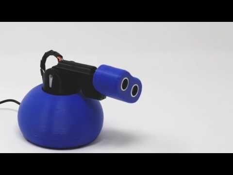 A Desktop Interactive 3d Printed Arduino Social Robotics Kit For