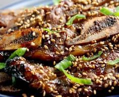 Authentic Kalbi Recipe | Korean Recipes | Korean BBQ Marinade
