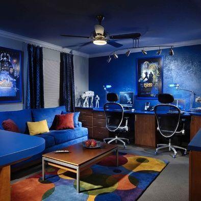 Pinterest the world s catalog of ideas - Boy teens living room ...