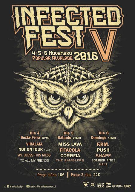 The Music Spot: Infected Fest V
