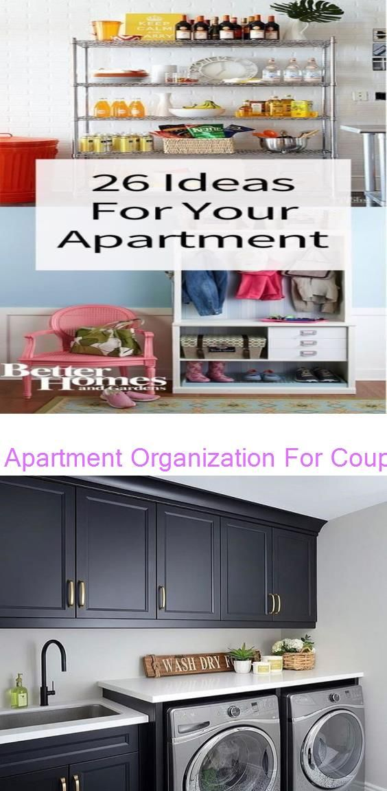 Apartment Organization For Couples Small Spaces 56 New Ideas Apartment Coup Modern Laundry In 2020 Modern Laundry Rooms Apartment Organization Laundry Room Diy