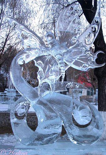 amazing art of snow - photo #36