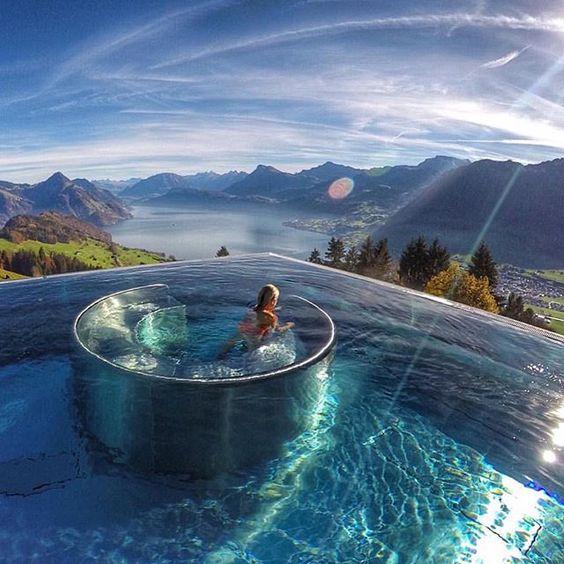 BD Bucket List #910- Ennetbürgen, Switzerland (by @lalarebelo_travelblog)