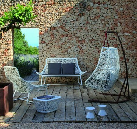 Swing Chair by Patricia Urquiola3