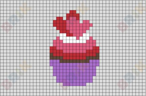 I Love You Pixel Art Brik Pixel Art Designs Pinterest Graph - cross stitch graph paper